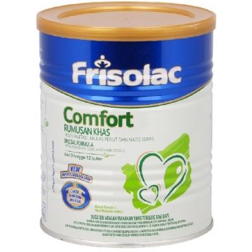 Frisolac Comfort (400g). Online shopping for Frisolac Comfort (400g). Wholesale welcomed. 28Mall only sells original brands items. Get up to US$28 HongBao shopping credit for new members www.28Mall.com/s/P37