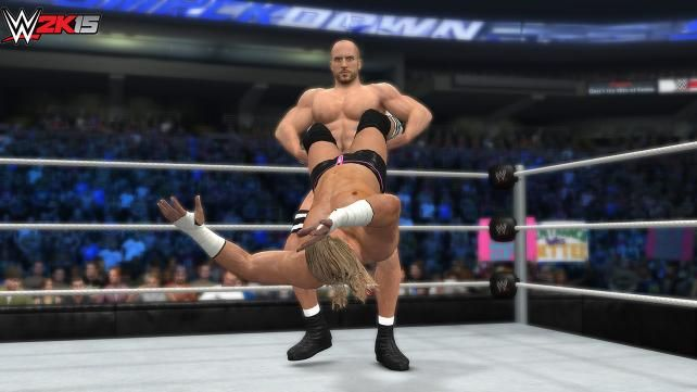 WWE 2K15 Screenshots