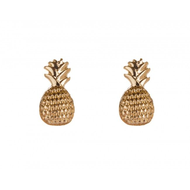 Pineapple Studs - Now available @ www.myfavouritemusthaves.com #newarrivals #clubmanhattan