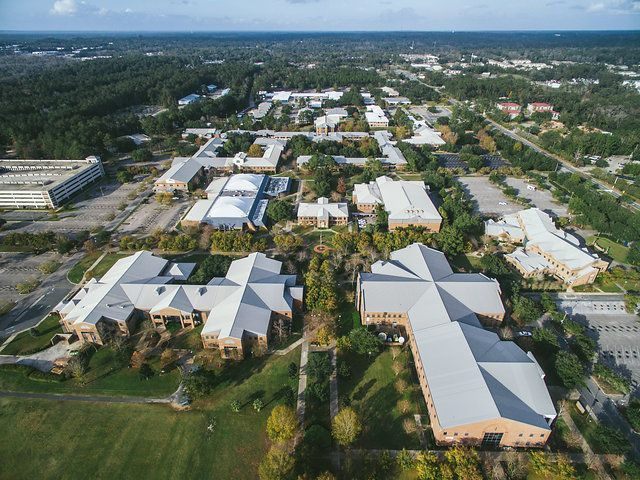 Tallahassee Community College :: Aerial Tallahassee **Exploring Tallahassee from the sky**