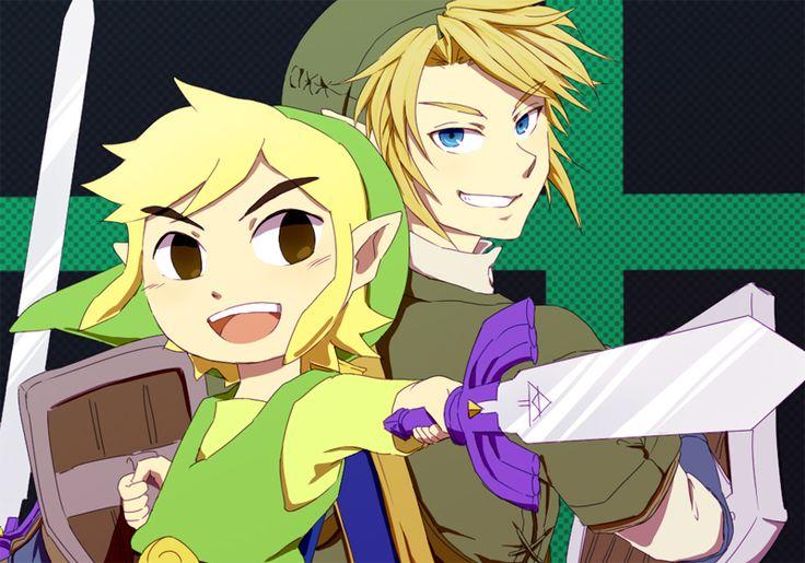 Animes Link duo