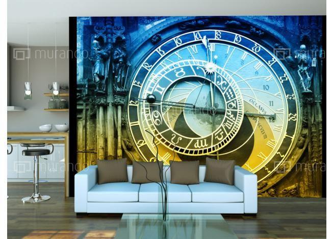 #prague #modernliving #wallpaper #astronomicalclock