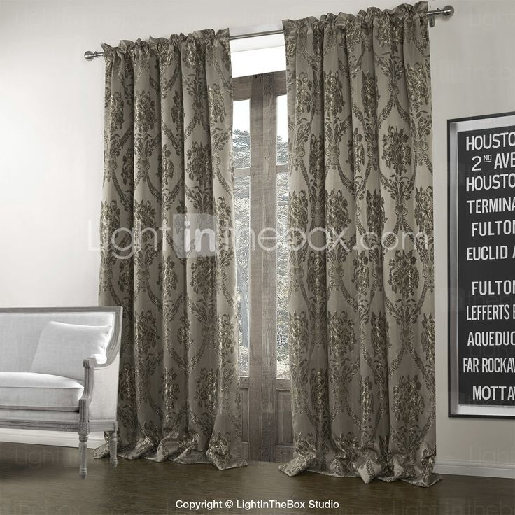 Best 25 grey blackout curtains ideas on pinterest - Blackout curtains for master bedroom ...
