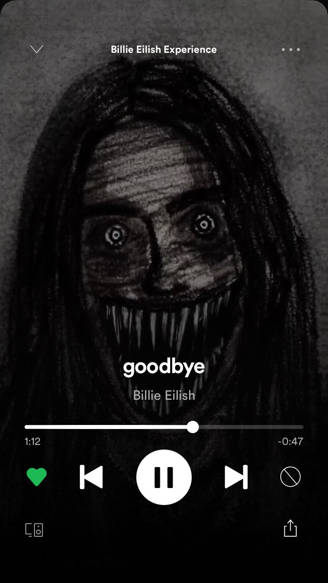 Pin by ashlee on BILLIE* in 2019 | Billie eilish, Spotify playlist