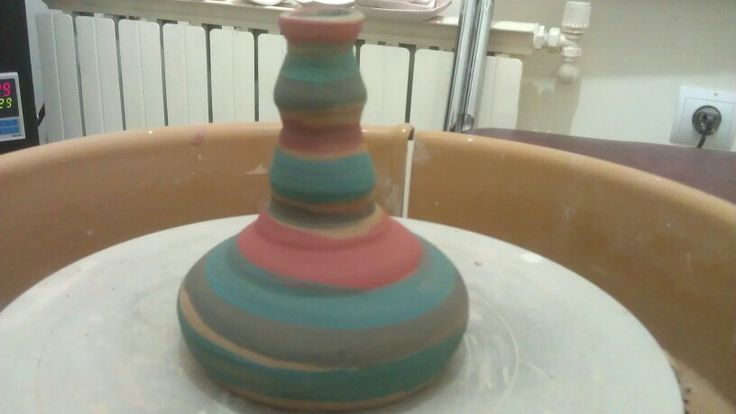 Pottery#clay#engob#handmade#