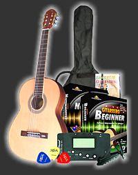 Gitarren Set für Anfänger