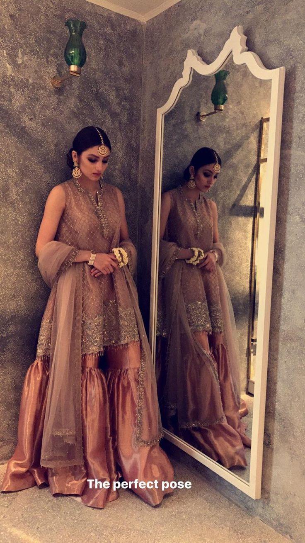 The material! Zara shahjahan