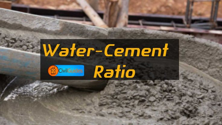 Water Cement Ratio – Definition, Calculation, Complete Guide.