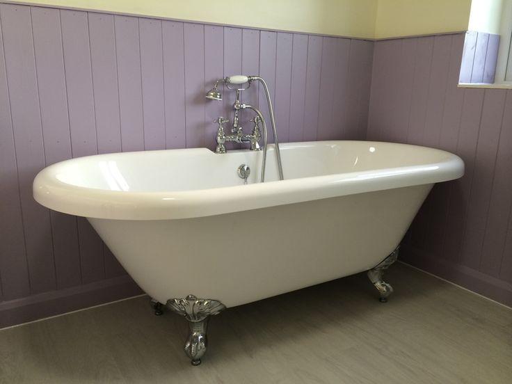 Traditional Freestanding Bath Installation in Leeds by UK Bathroom ...