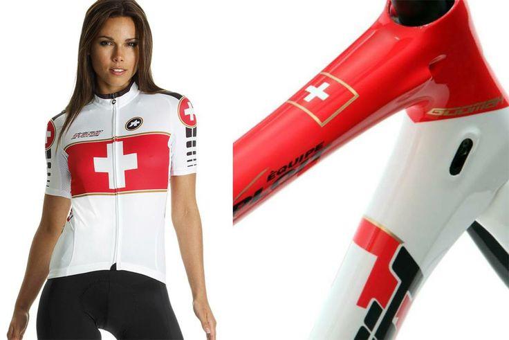 We are swiss!   #Switzerland #Goomah #ASSOS #Swiss #cycling #roadbike #procycling