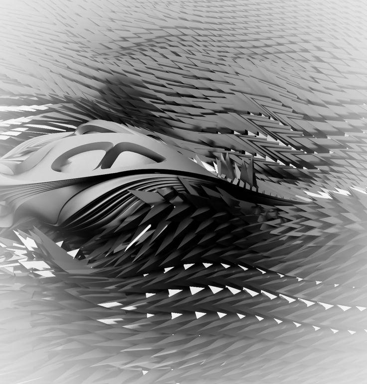 Aliouse 2016 #computational #geometry #instagood #rhino #keyshot#superarchitects #nextarch #architecturelovers #mesh #3d #model  #documentation #bestoftheday #construction #networks #workshop  #algorithm #design #art #architecture #construction #house #shelter #b&w #black