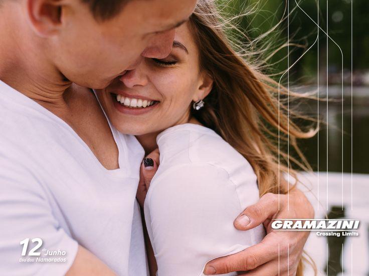 Neste dia, permita-se demorar naquele abraço mais que especial. Feliz dia dos namorados. * 12-June – Valentine's day in Brazil.