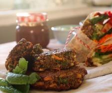 Quinoa Burger Bites   Official Thermomix Recipe Community