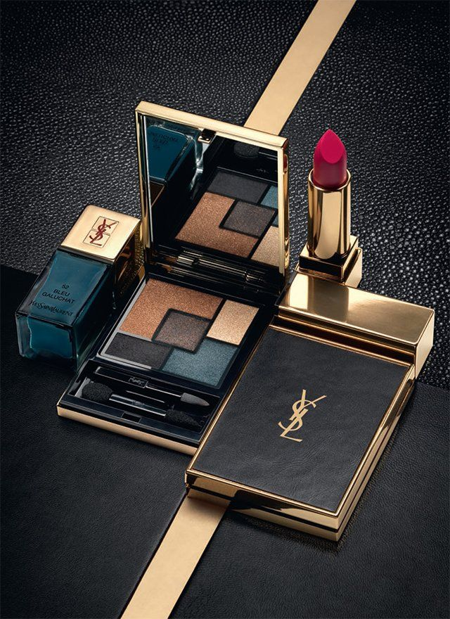 Yves Saint Laurent Cuirs Fetiches Collection Bragmybag Ysl Makeup Ysl Beauty Yves Saint Laurent Makeup