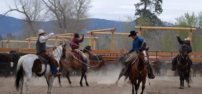 Triple Creek Ranch, Montana, USA