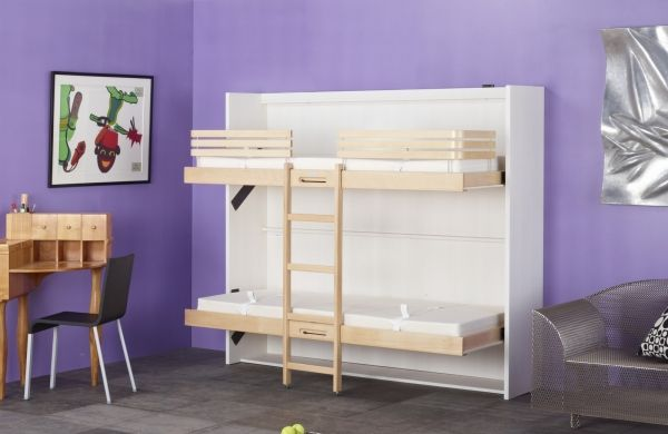 We make foldaway bunk beds wallbeds murphy beds and foldaway beds, storage units and home offices for Ireland and UK.