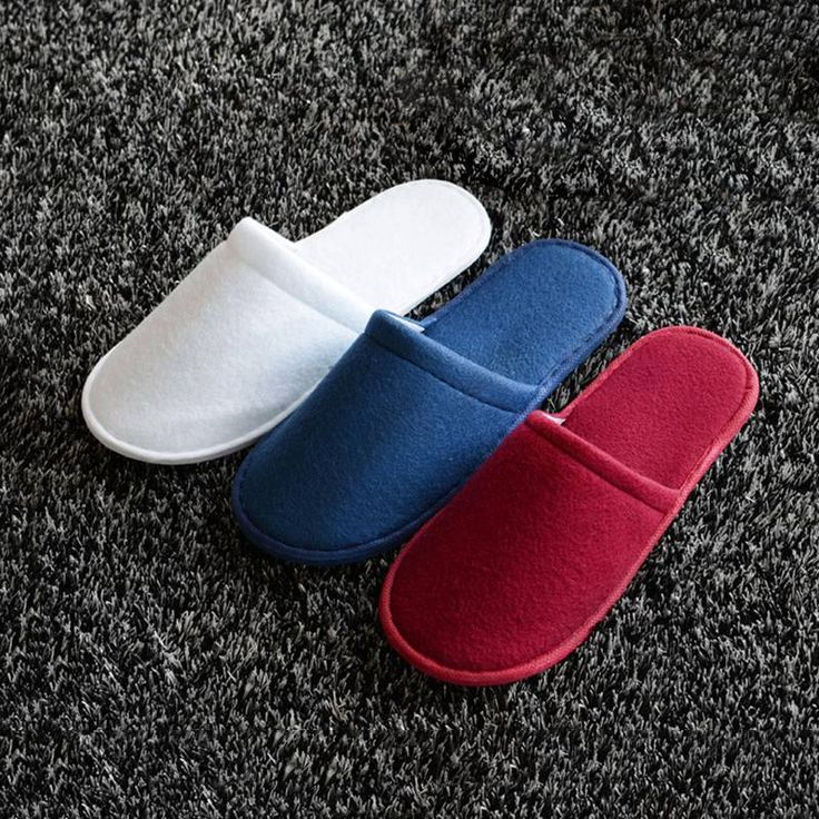 Pop Slippers Soft Home Casual Shoes Hotel Disposable Supplies Cloth Slipper