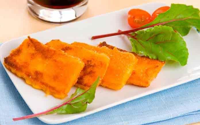 Жареный сыр на сковороде | Готовим рецепты