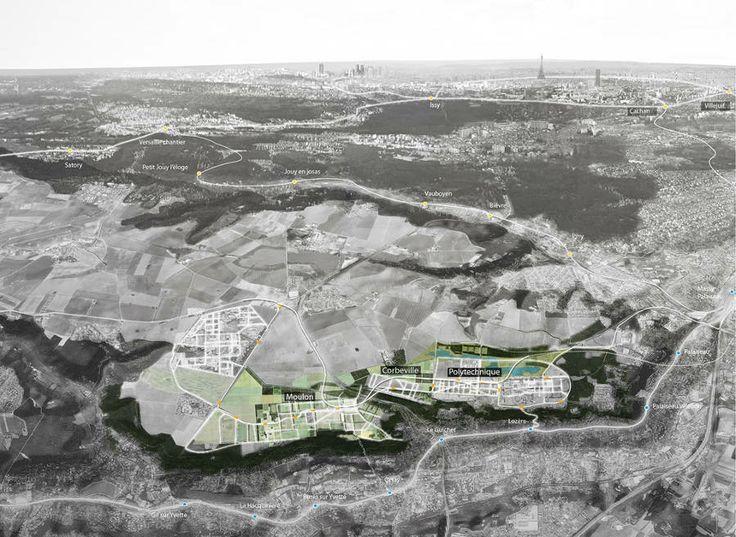 EDF Lab : un engrenage dans le réseau de Paris-Saclay