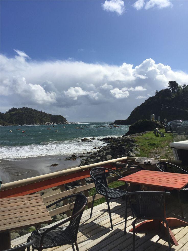 Bahia Mansa costa Osorno Chile
