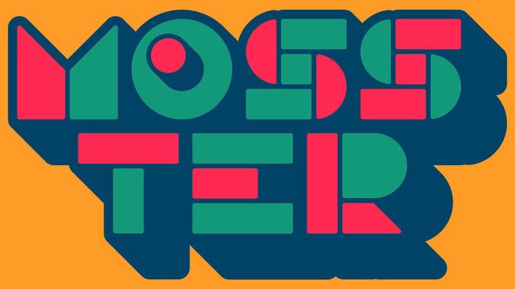 Could this possibly be Mosster's new logo...?