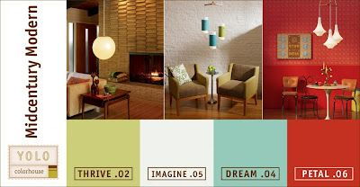 47 best images about mid century modern colors and paint on pinterest bright paint colors. Black Bedroom Furniture Sets. Home Design Ideas