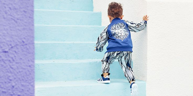 Adidas Originals // Kids' Collection on Behance