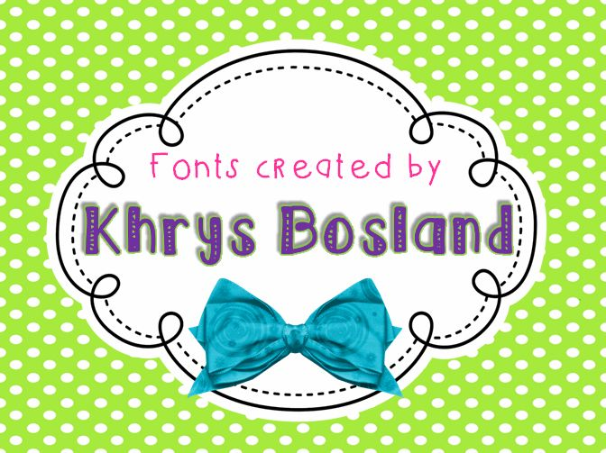 Image for KBanAvoxlost font