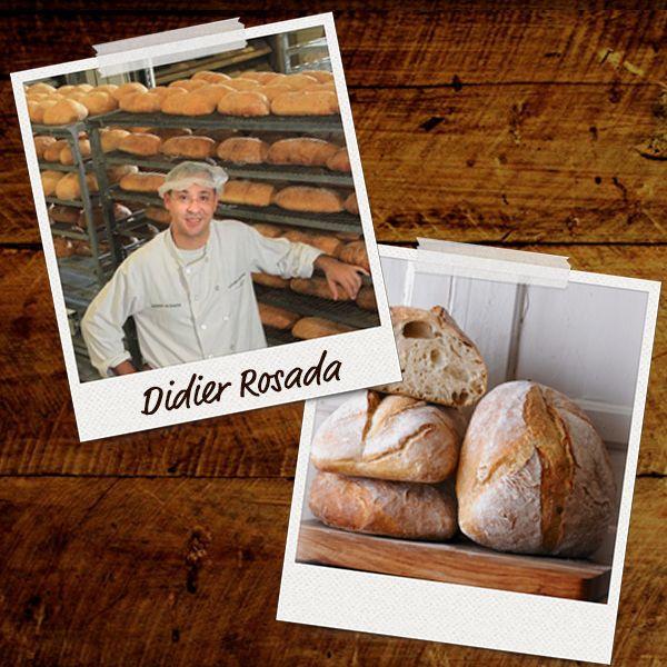 Didier Rosada, presente en #Mexipan2016.  #Mexipan #curso #chef #masterchef #cheftable #wtc #expo #expo2016 #pan #panadero #panadería