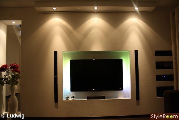 inbyggd,tv