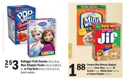 Meijer: $.67 Bar-S Bologna, $1 Kellogg's Pop-Tarts, as low as $1.38 Kellogg's Cereal, & $1.49 Pledge Floor Care! - http://www.couponaholic.net/2015/07/meijer-67-bar-s-bologna-1-kelloggs-pop-tarts-as-low-as-1-38-kelloggs-cereal-1-49-pledge-floor-care/