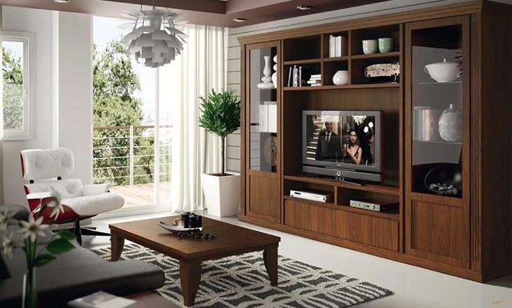 Baraka2 - Mueble clásico contemporáneo