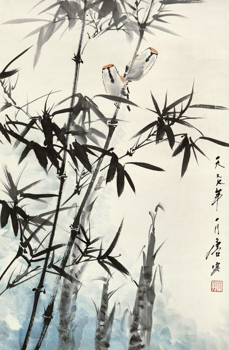 17 Best Images About Bamboo Painting On Pinterest Simple