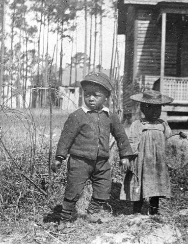 Two children, Georgia, U.S., early 1900s | Flickr - Photo Sharing!