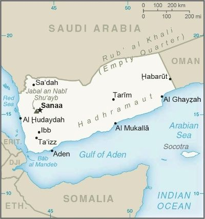 11 best Yemen images on Pinterest Middle east, Maps and The world - fresh yemen in world map