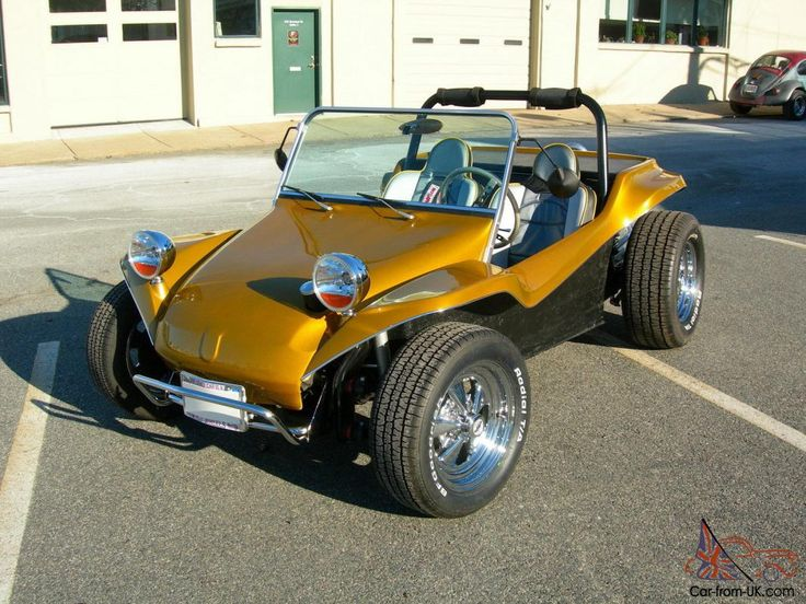 Dune Buggy Manx Tribute Photo