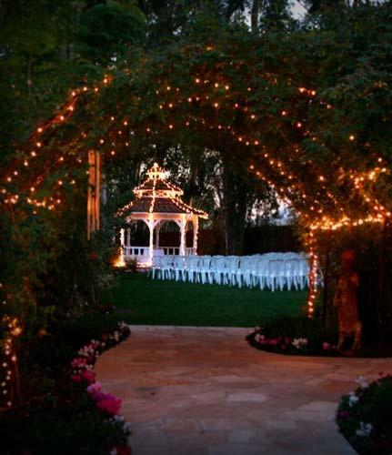 Twin Oaks Garden Estate We Booked Our Venue