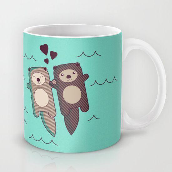 Significant Otter coffee mug $15.00