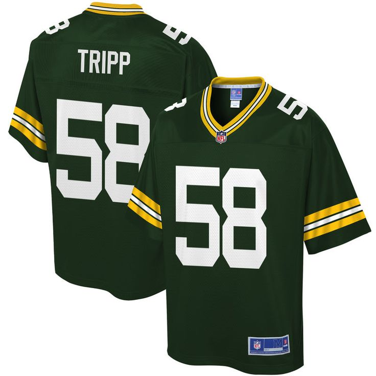 Jordan Tripp Green Bay Packers NFL Pro Line Youth Player Jersey - Green