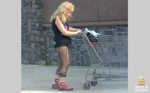 10 Best People Of Walmart | People of Walmart: The I'm-Delusional Edition - Paperblog