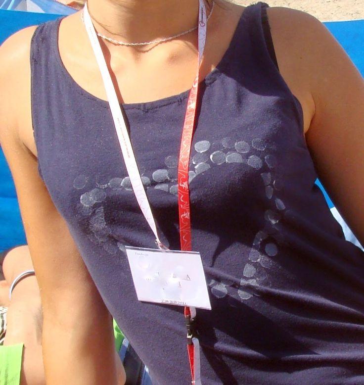 T-shirt, Przerobiona koszulka