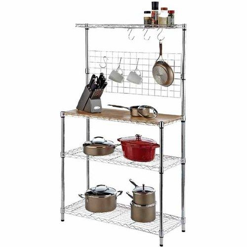 1000 Images About Bakers Rack Ideas On Pinterest