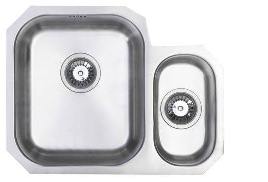 Bluci RUBUS 150UH Undermount Sink