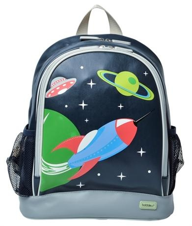 Bobble Art Small PVC Backpack - Rocket