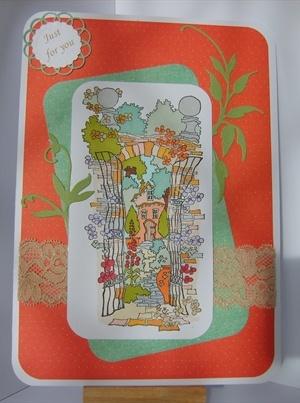 Michael Powell Card