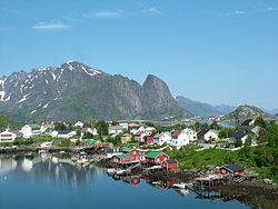 Reine Lofoten, Norway