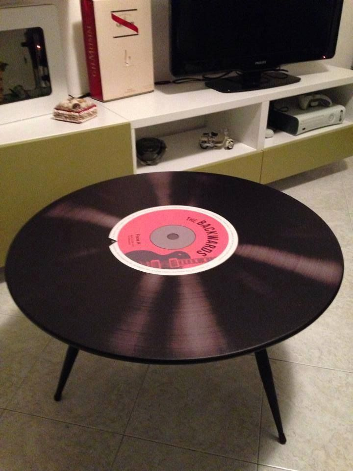 #vinyl #table - #furniture