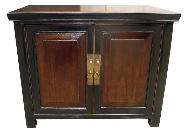 Oriental Furnishings - 26''H.Oriental Two Door Antique End Table, $485.00 (https://www.orientalfurnishings.com/26h-oriental-two-door-antique-end-table/)
