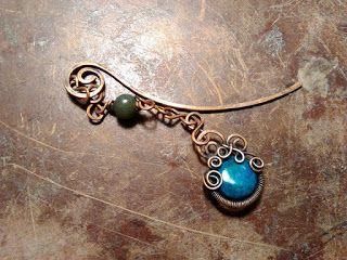 Mithrillion: Könyvjelző, könyv-ékszer / Bookmarks- book jewellr...