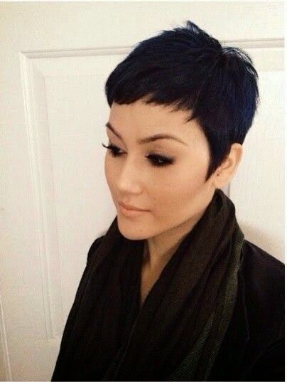 extra short hair styles 90 best length hairstyles images on 2645 | 5ef2132384a6d8931a2645d1786f7d1e black pixie haircut hairstyles for black women